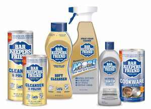 Bar Keepers Friend Cleansers product group