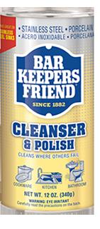 Bar Keepers Friend Original Cleanser & Polish