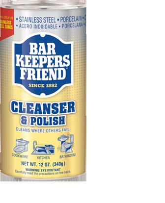 Cleanser & Polish