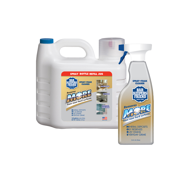 BKF Spray & Foam Cleaner