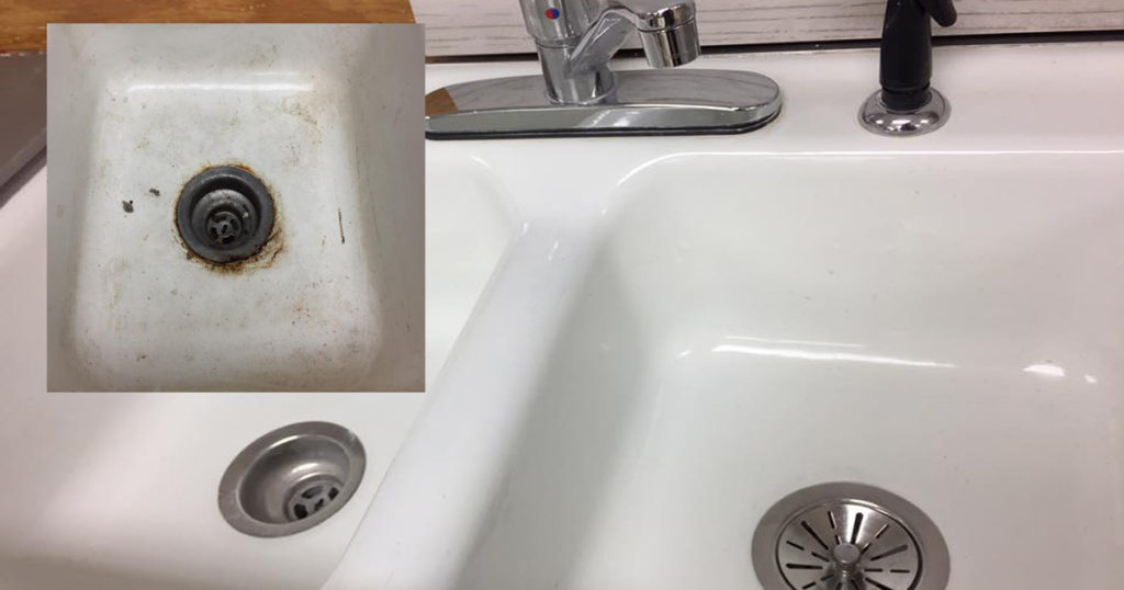 Lovely Winfield Middle School Porcelain Sinks