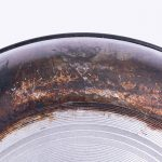 Burnt pan bottom