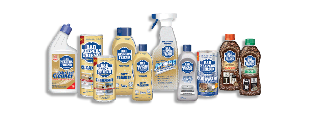 Bar Keepers Friend products