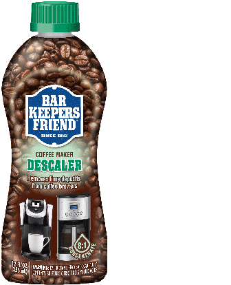 Bar Keepers Friend Coffee Maker Descaler