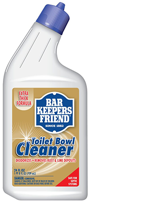 Bar Keepers Friend Toilet Bowl Cleaner