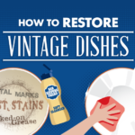 How to Remove Scuff Marks from Pyrex and Vintage Glass Cookware