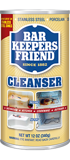 2018 Bar Keepers Friend Cleanser