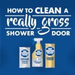 How to Clean Your Shower Door