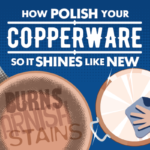 The Best Way to Clean Copper Cookware