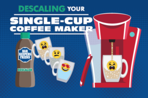 How to Descale a Single-Cup Coffee Maker