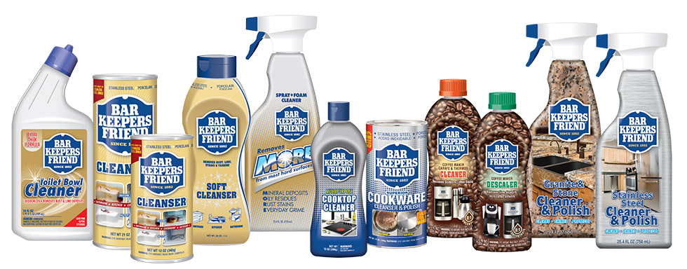 Bar Keepers Friend Product Group