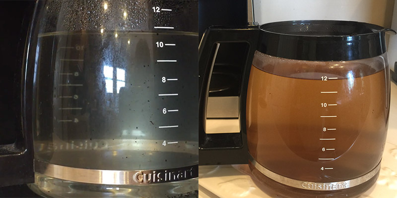 Bar Keepers Friend Coffeemaker Descaler and Cleaner | BeforeAndAfter