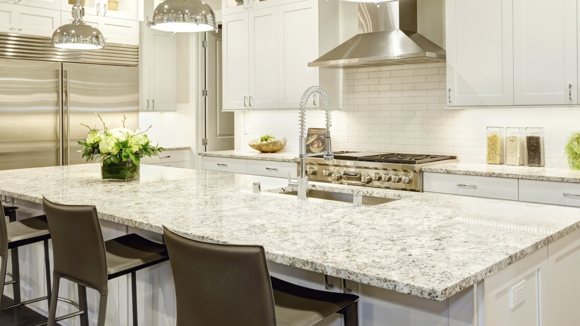 How To Disinfect Granite Countertops Daily