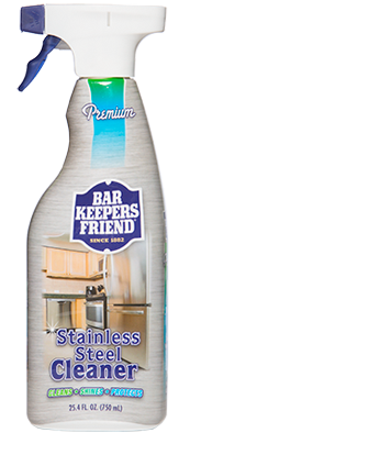 Stainless Steel Cleaner & Polish