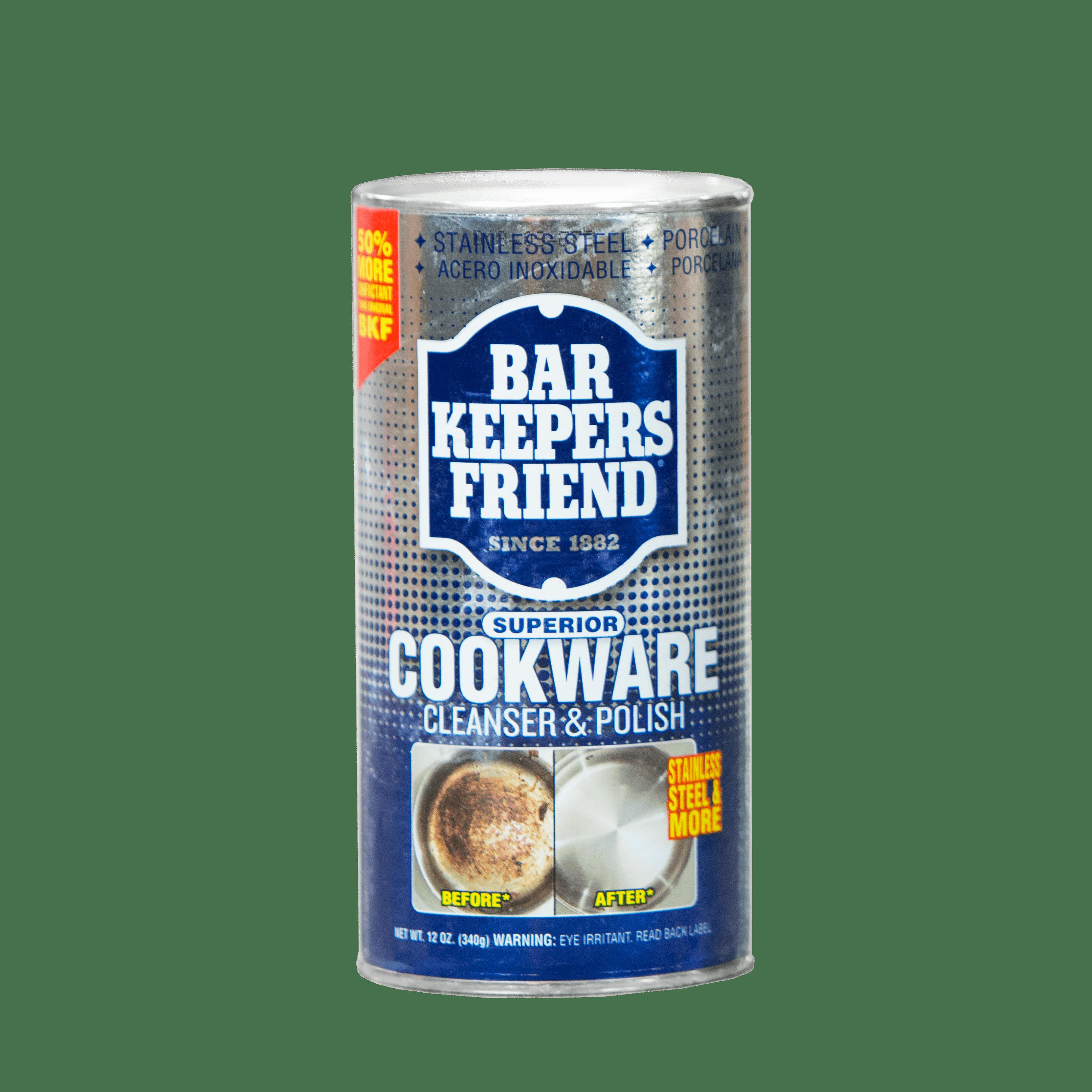 Bar Keepers Friend Cookware Cleanser