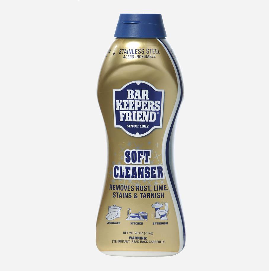 BKF Soft Cleanser - Liquid Cleanser - 26 Fl Oz Bottle - Product Image