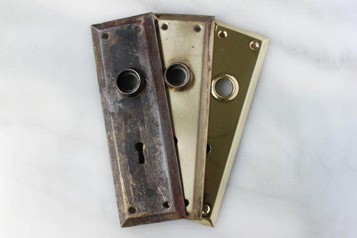 how to clean brass doorknobs - image 3