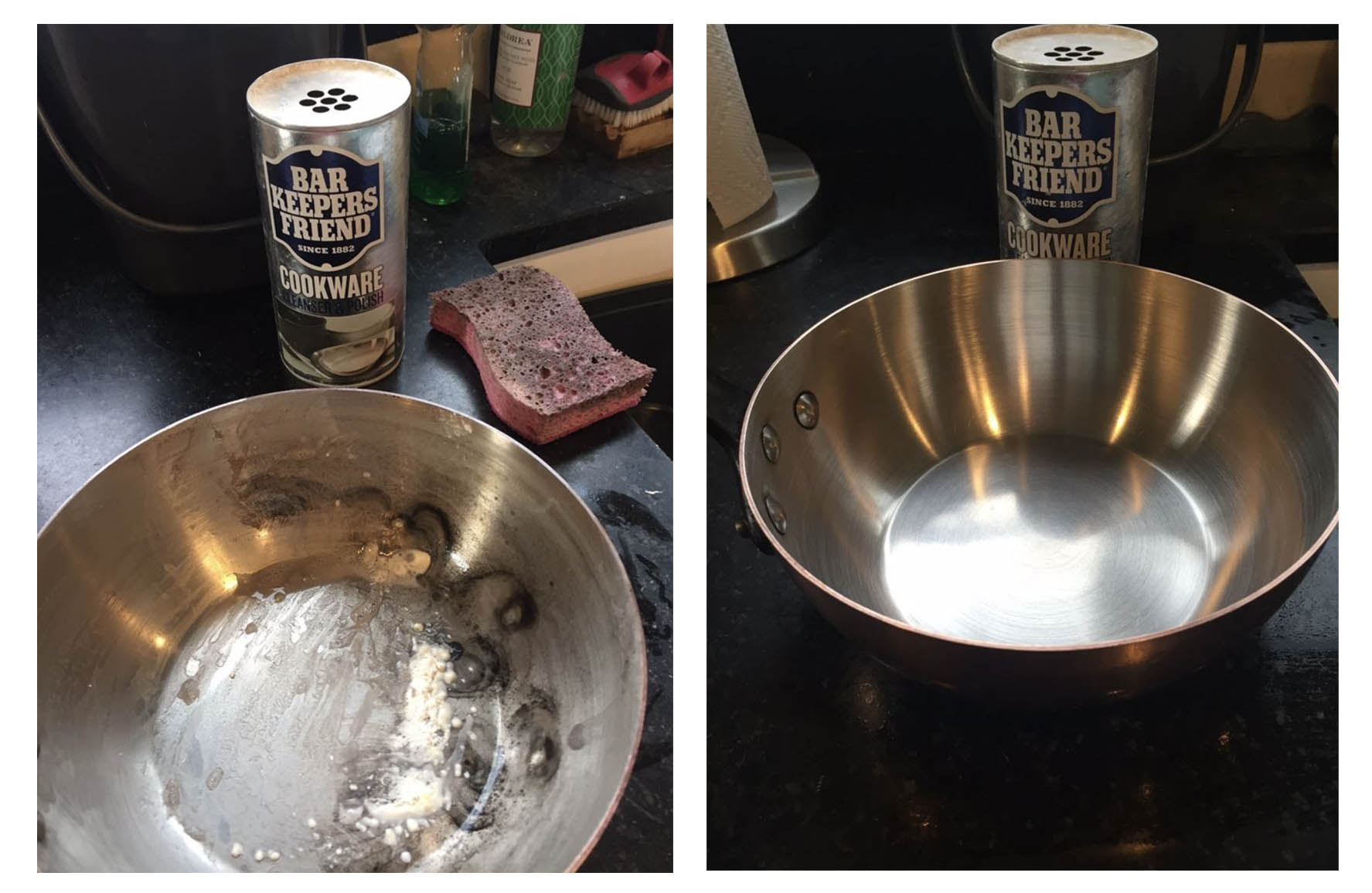 how to clean stainless steel pans - stainless steel cookware - image 2