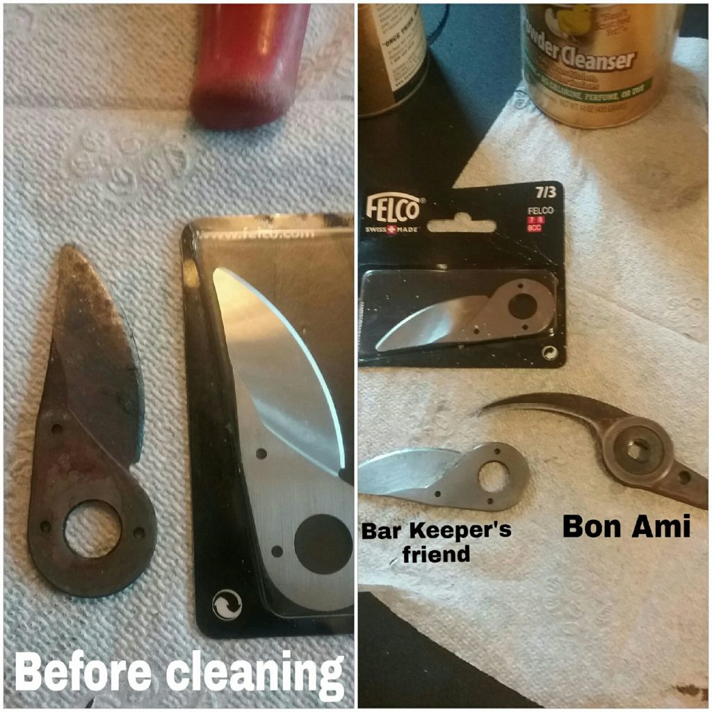 cleaning with bar keepers friend - alfie y -image 1
