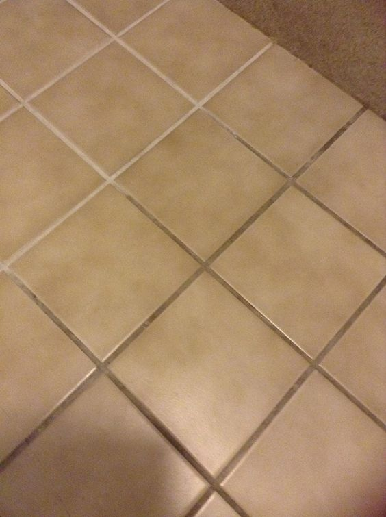 BKF Grout Cleaner - how to clean tle floors - image 1