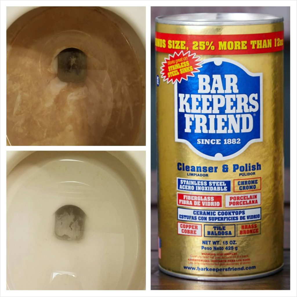 Toilet Cleaner - How to Clean Toilet Bowl - Image 1