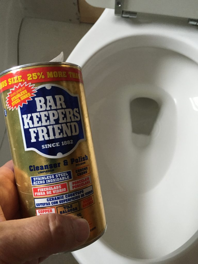 Toilet Cleaner - How to Clean Toilet Bowl - Image 2