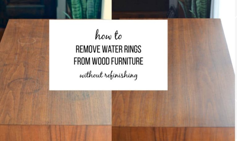 how to clean granite countertops - blog - wood tabletops - image 1