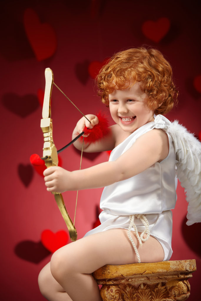 how cupid cleans his arrows - blog - image 1