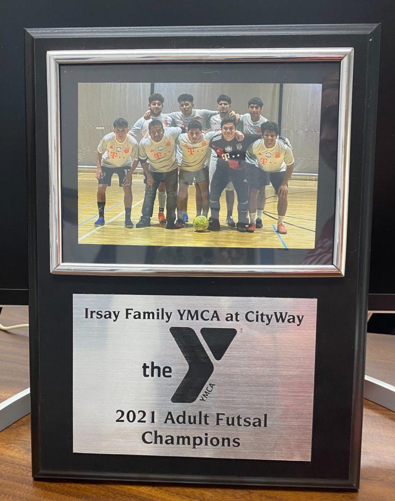 BKF champion futsal team