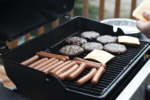 Taking Bar Keepers Friend outdoors on the grill